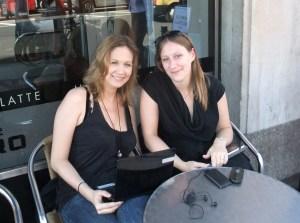 Liesl Barrell & Sarah Lamb (Sarah Blow)